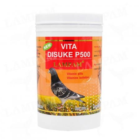 VITA DISUKE P 500 ไวตร้า ไดซูเกะ พี 500 500 เม็ด