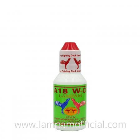 A18 W-D (B) เอ18 ดับดลิว-ดี (ชนิดน้ำ) ใหญ่ 35 ml.