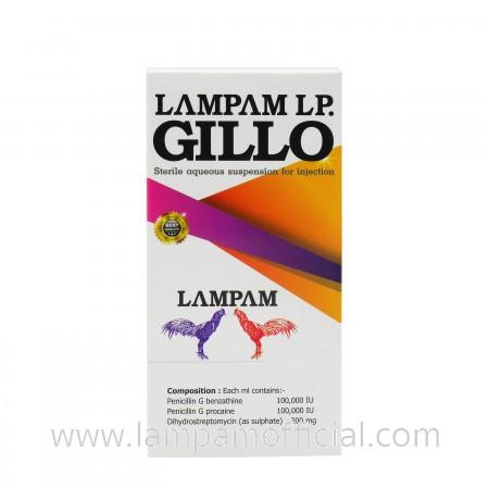 LAMPAM LP. GILLO ลำปำ แอลพี จิลโล 100 ml.
