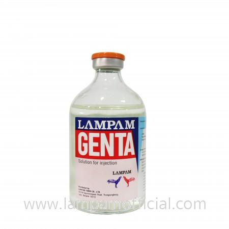 LAMPAM GENTA ลำปำ เจนต้า 100 ml.