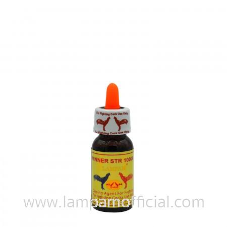 WINNER STR 10000 วินเนอร์ เอสทีอาร์ 10000 (น้ำส้ม) 15 ml.