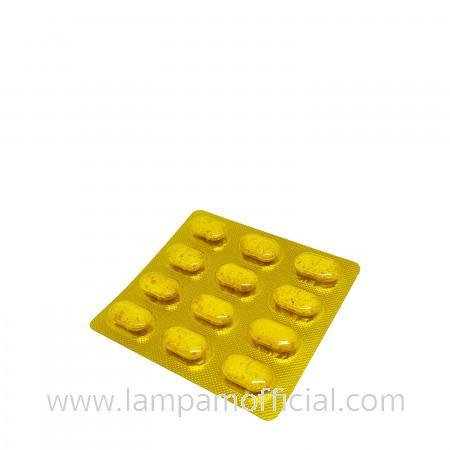MEGA LAMPAM TL 701 1 แผง 12 เม็ด
